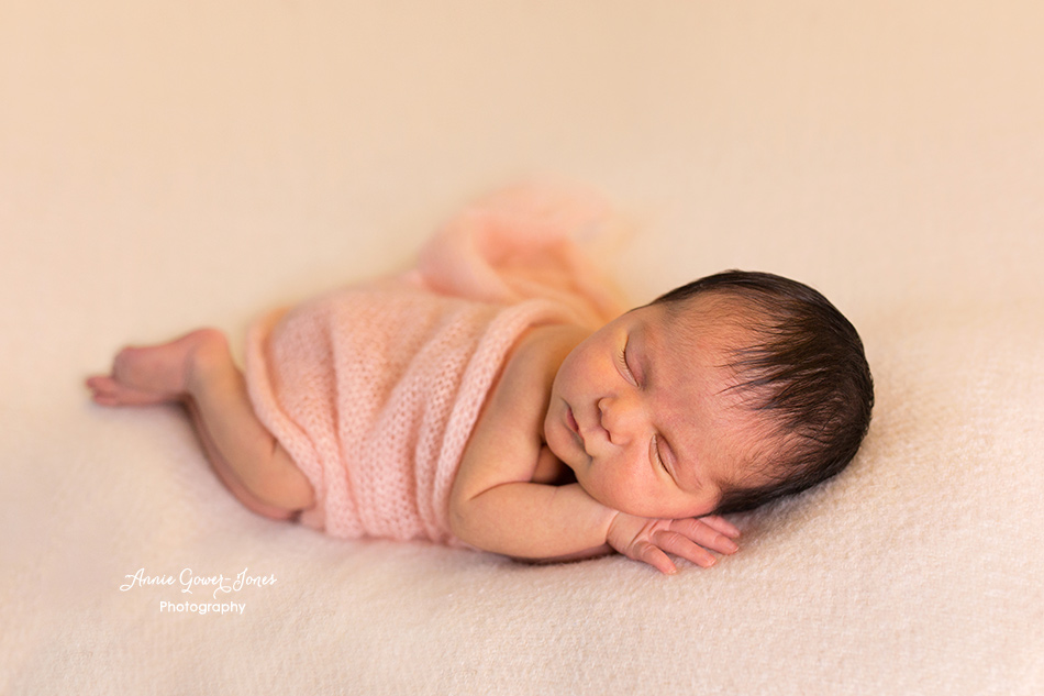 Annie Gower-Jones photography newborn baby photoshoot Manchester, Altrincham, Timperley
