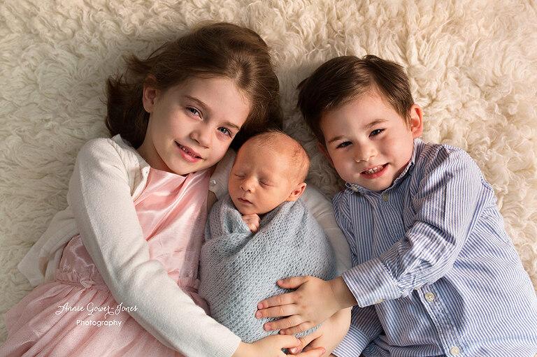Annie Gower-Jones Photography newborn baby photoshoot Altrincham Timperley Sale