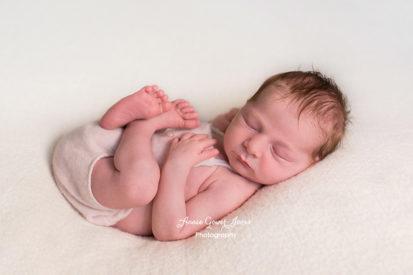 Annie Gower-Jones newborn baby photography studio Manchester Altrincham