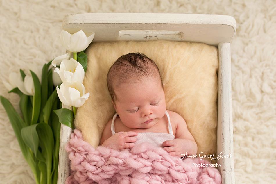 Annie Gower-Jones photography newborn baby studio photoshooot Manchester Cheshire Altrincham Sale Timperley