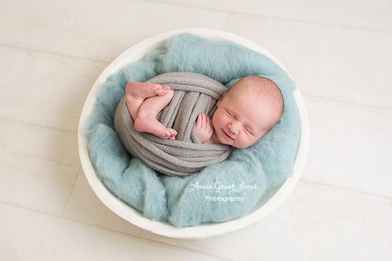 Annie Gower-Jones photography newborn baby studio photoshooot Hale Altrincham Cheshire