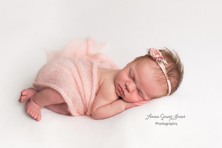 Annie Gower-Jones photography newborn baby studio photographer Manchester Altrincham Timperley