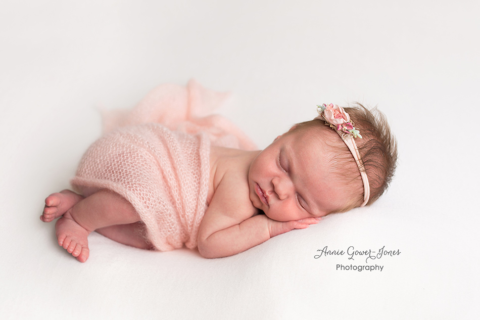 Annie Gower-Jones photography newborn baby studio photographer Manchester Altrincham Timperley