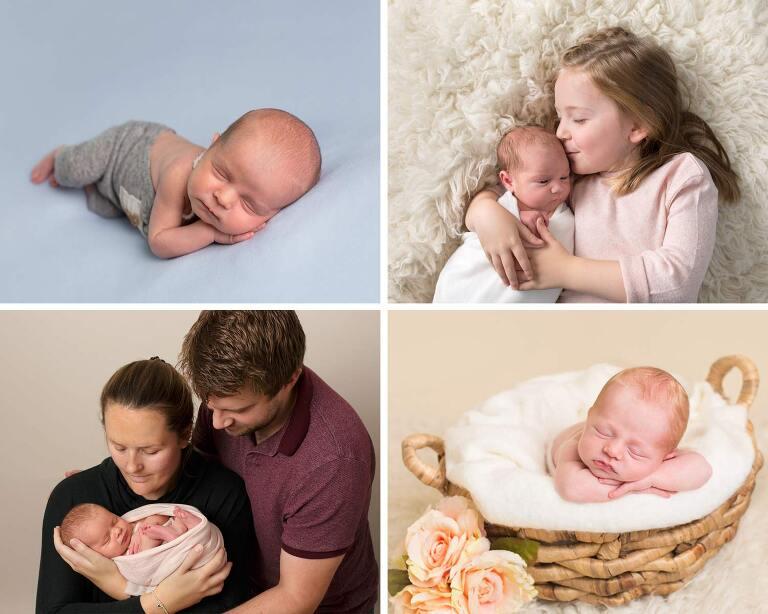Annie Gower-Jones Photography newborn baby photography studio Manchester Altrincham Cheshire