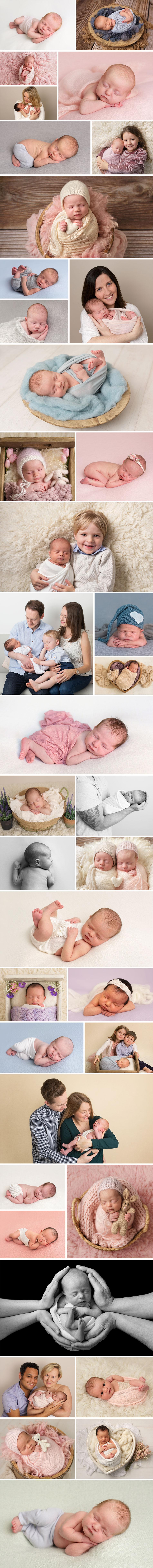 Annie Gower-Jones Photography newborn baby photoshoot gallery Manchester Altrincham Timperley